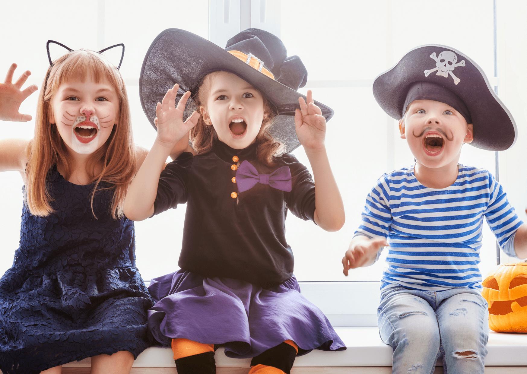 celebrate halloween this year