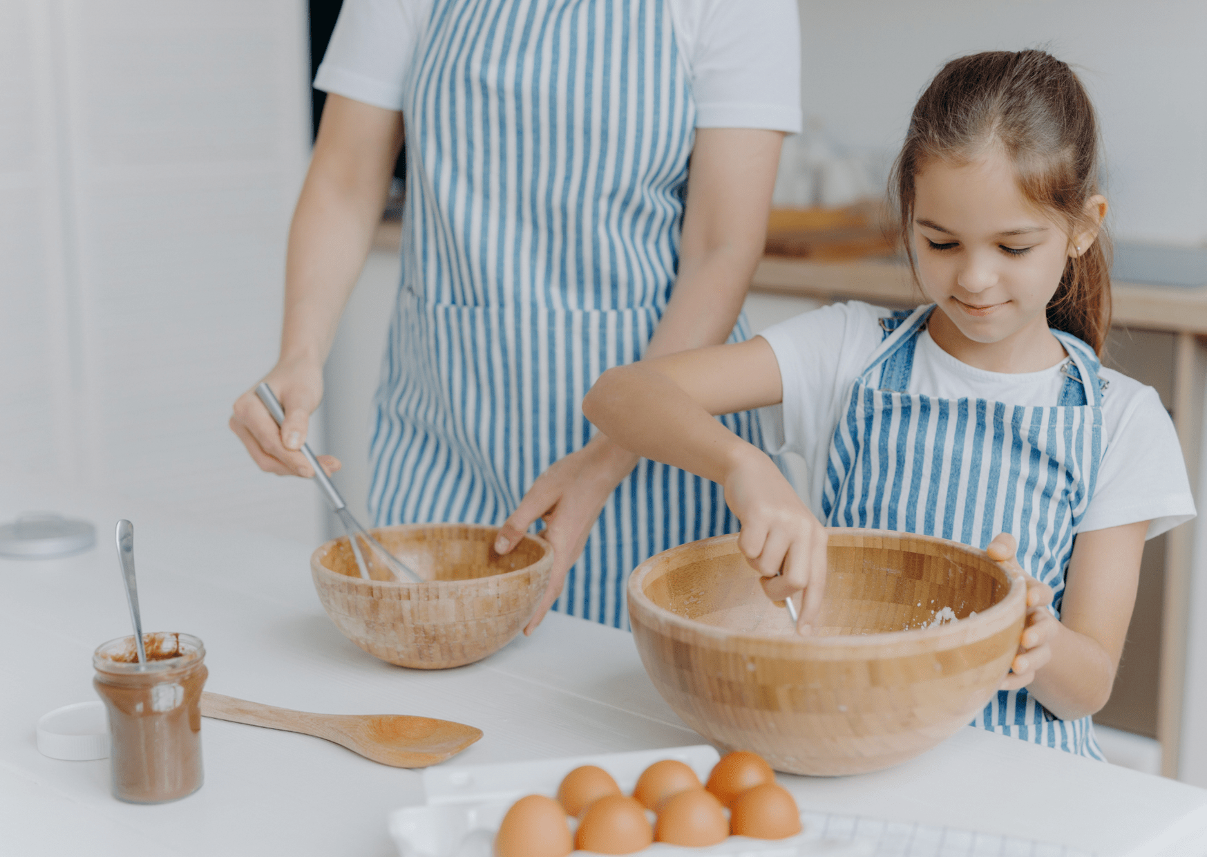 cooking lessons for kids