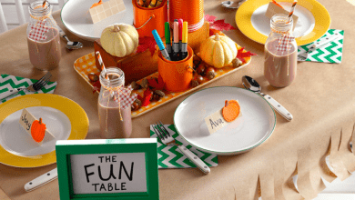 Photo of 10 Fun & Simple Thanksgiving Crafts for Kids