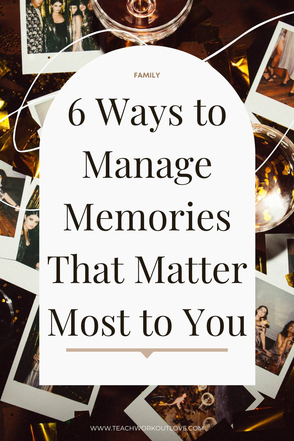 Want to know the best ways to remember a loved one? We have 6 ways to help you manage your memories and keep loved ones close.