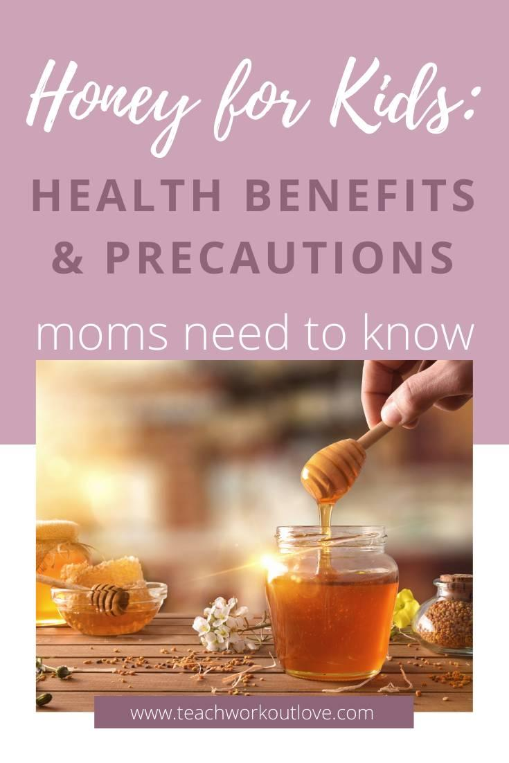 Honey for kids can have several health benefits. However, you also need to take some precautions. Read this article to know more.