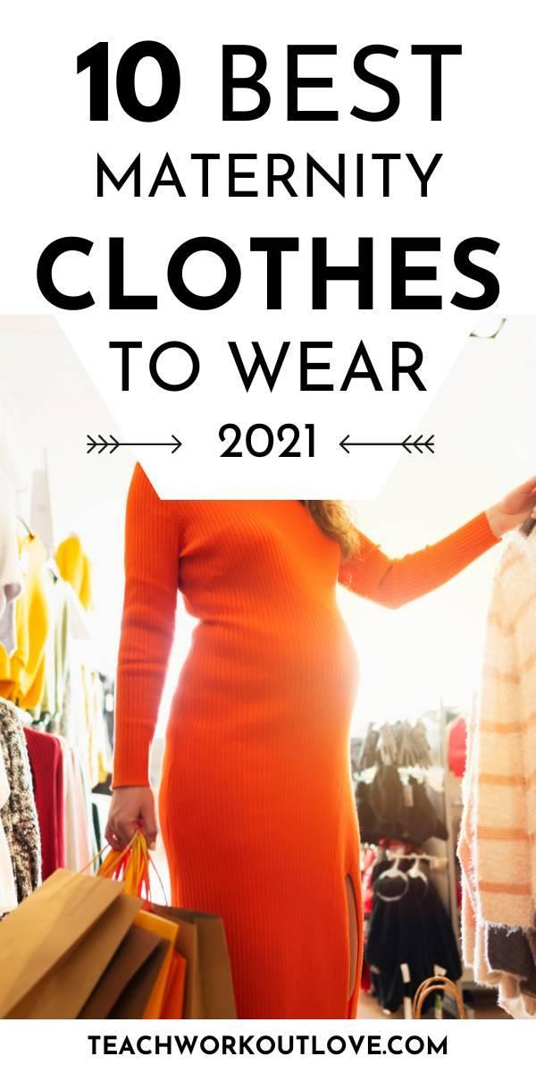 If you are pregnant & want to look elegant with a baby bump then here are the popular maternity clothing to wear in 2021.