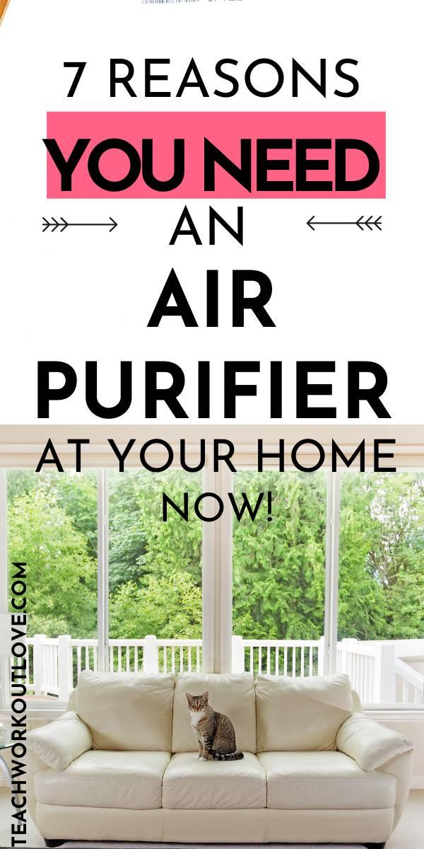 Are you considering getting an air purifier for your home? We have some suggestions of why you need to do it and which one to get.