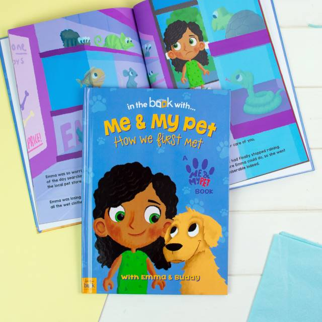 personalized reading books