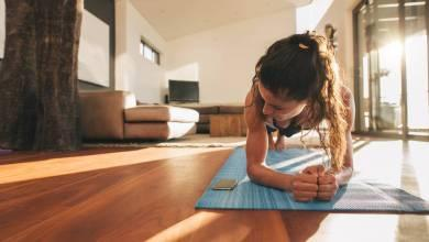 How To Build Exercise In Around Family Life