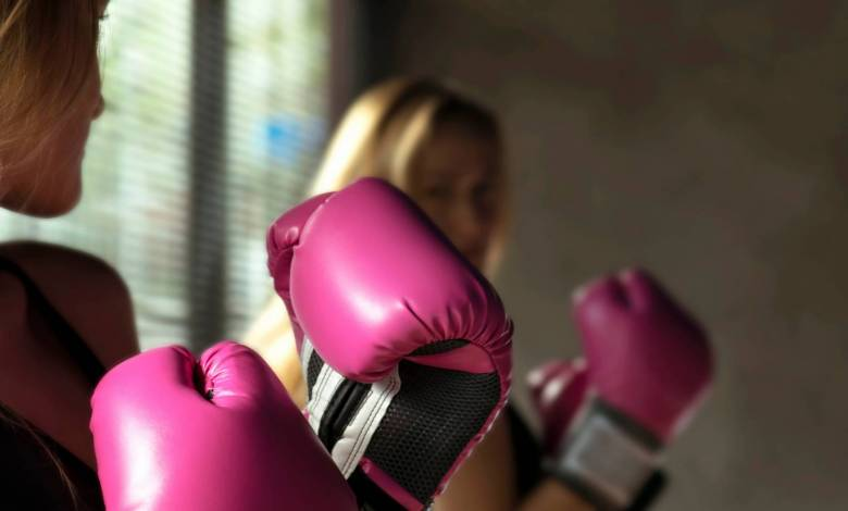 Full Body Boxing Workout for Busy Moms