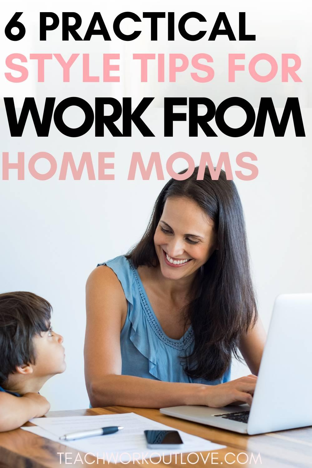 Working from home has changed outfits that we normally wear to work drastically. Struggling with style tips for working from home? Read on.