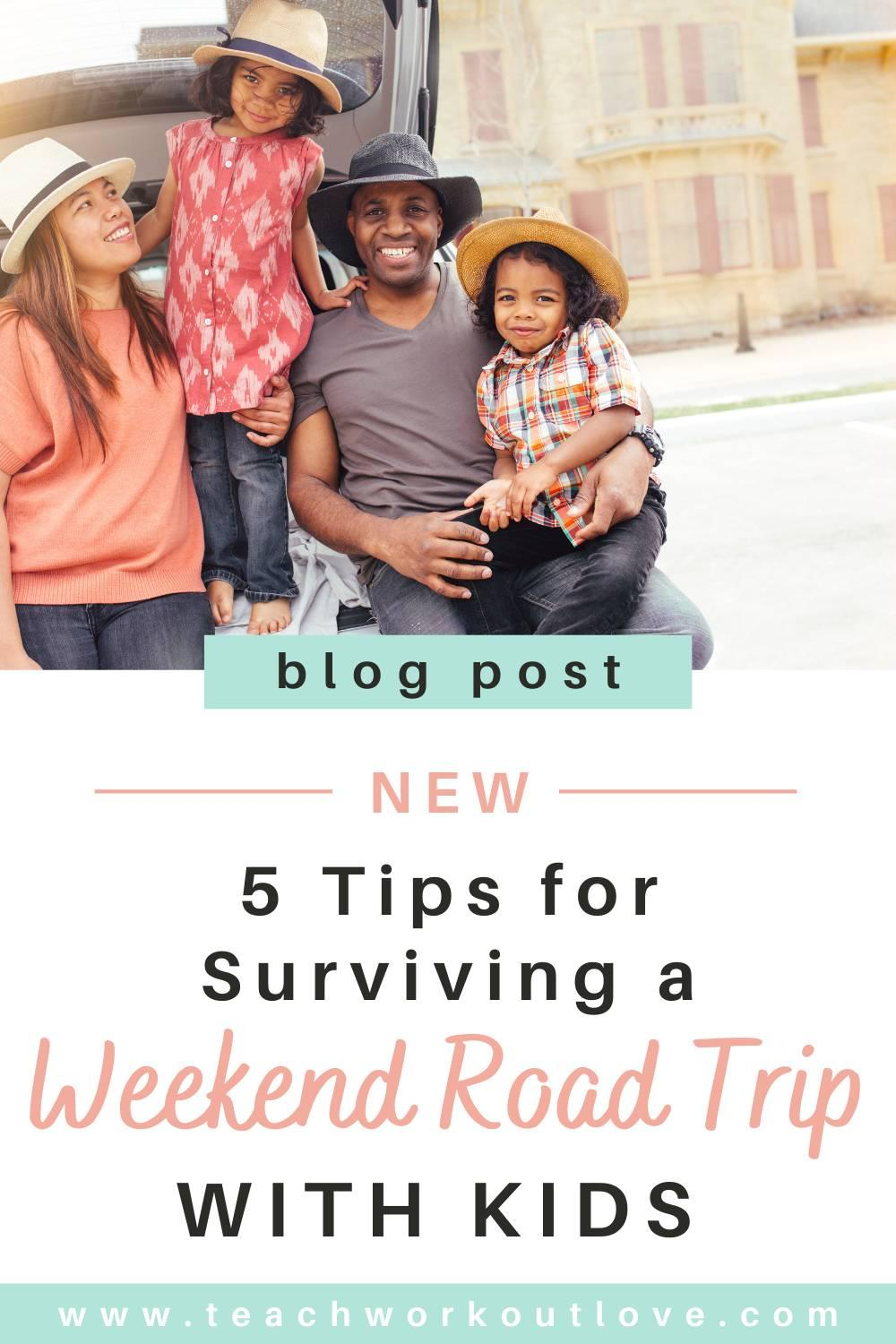 Road trips are a rite of the journey for families. Before you hit the road with your kids, consider these tips on How to Surviving a Road Trip with Kids.