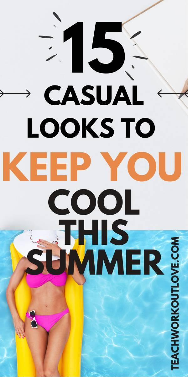 Are you looking for new casual looks this summer? We have tons of options for you. Check out some great summer outfits.