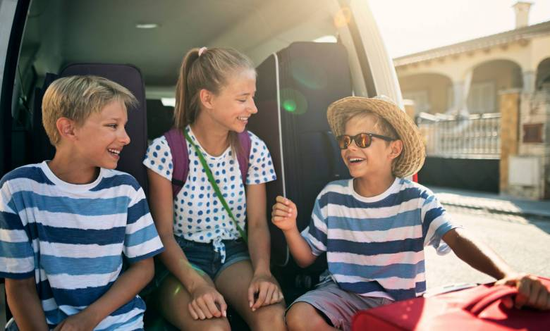 Top 5 Tips for Surviving a Road Trip with Kids