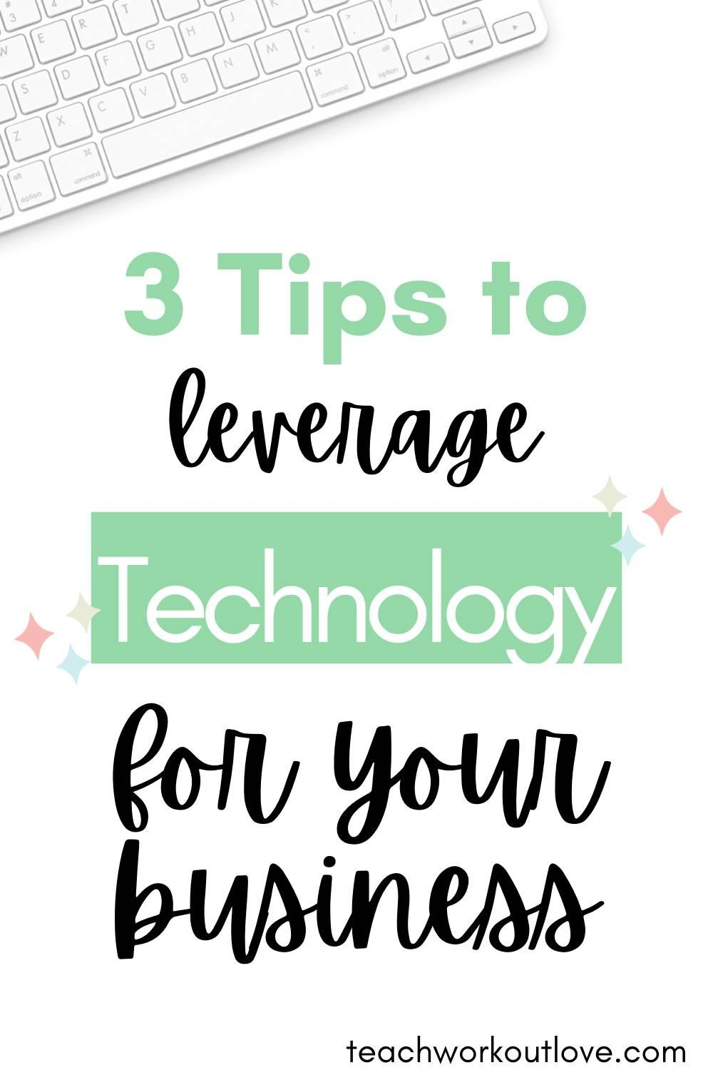 We will talk about three hacks that businesses can use to leverage the power of technology to their benefit!