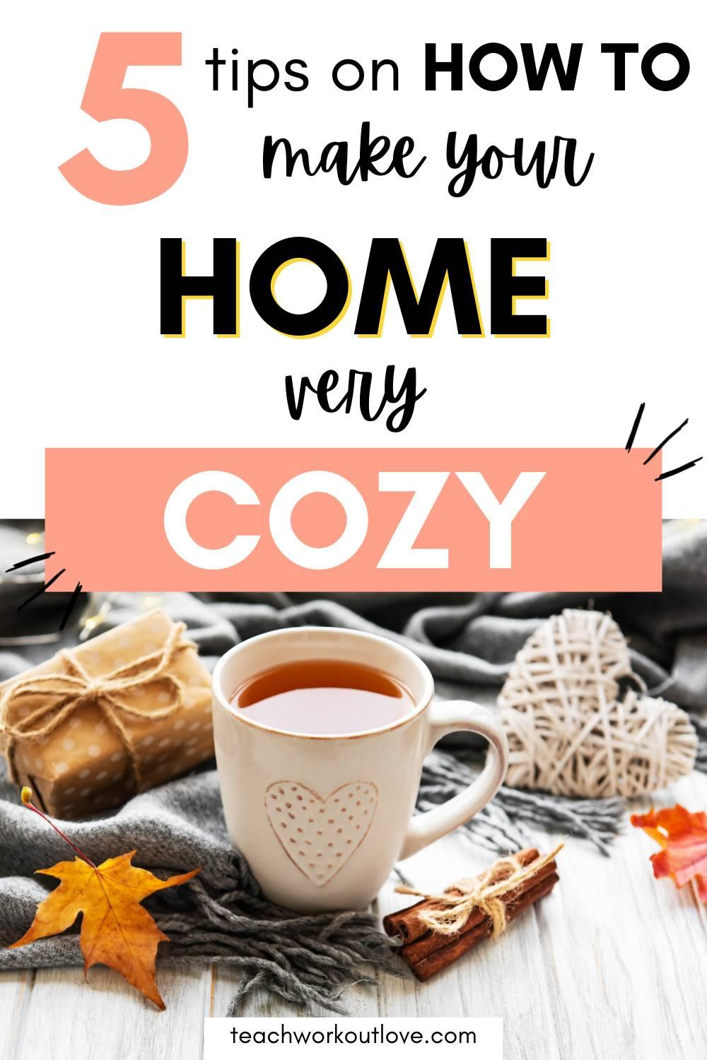 Keeping your body warm in those chilly weather conditions is easy; it is inside your home that can sometimes be a challenge. Here's how.