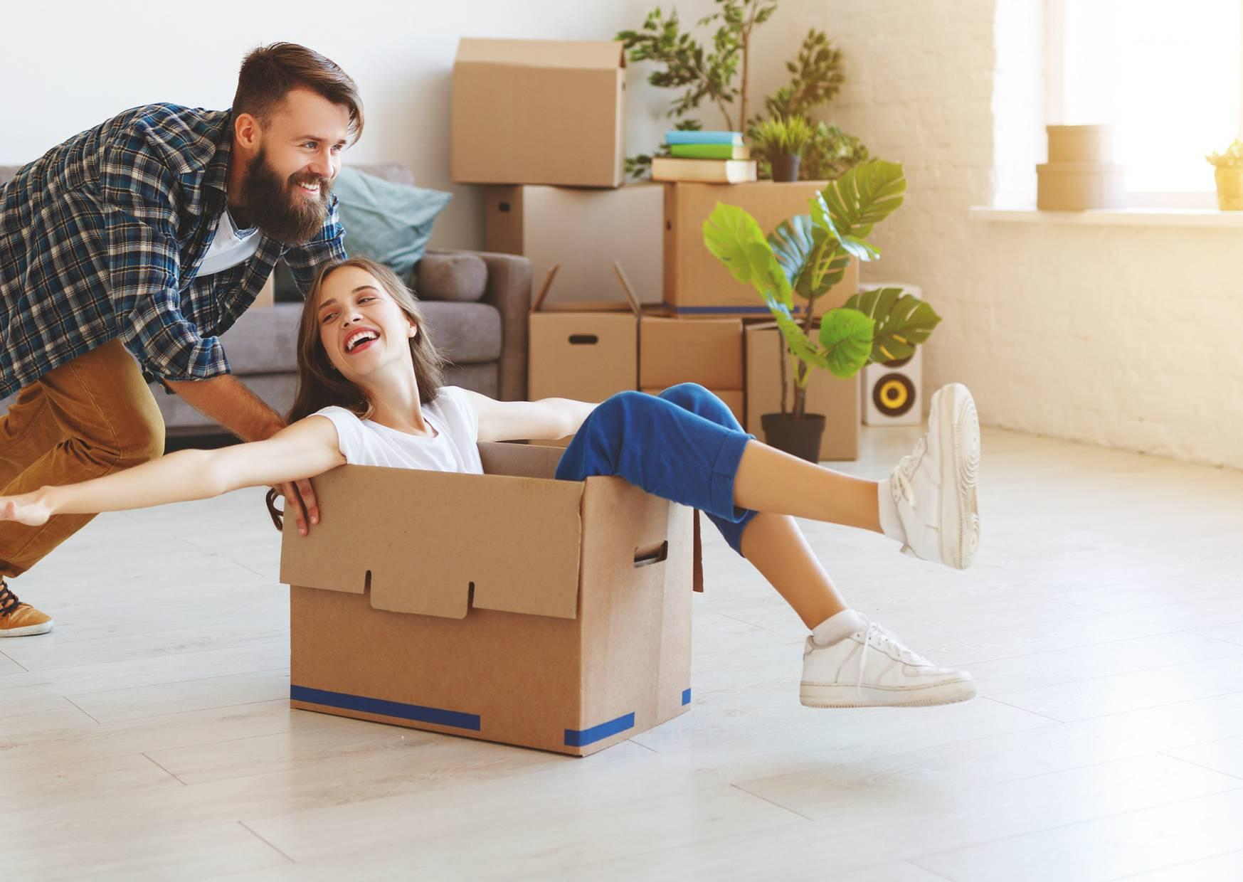 moving your home