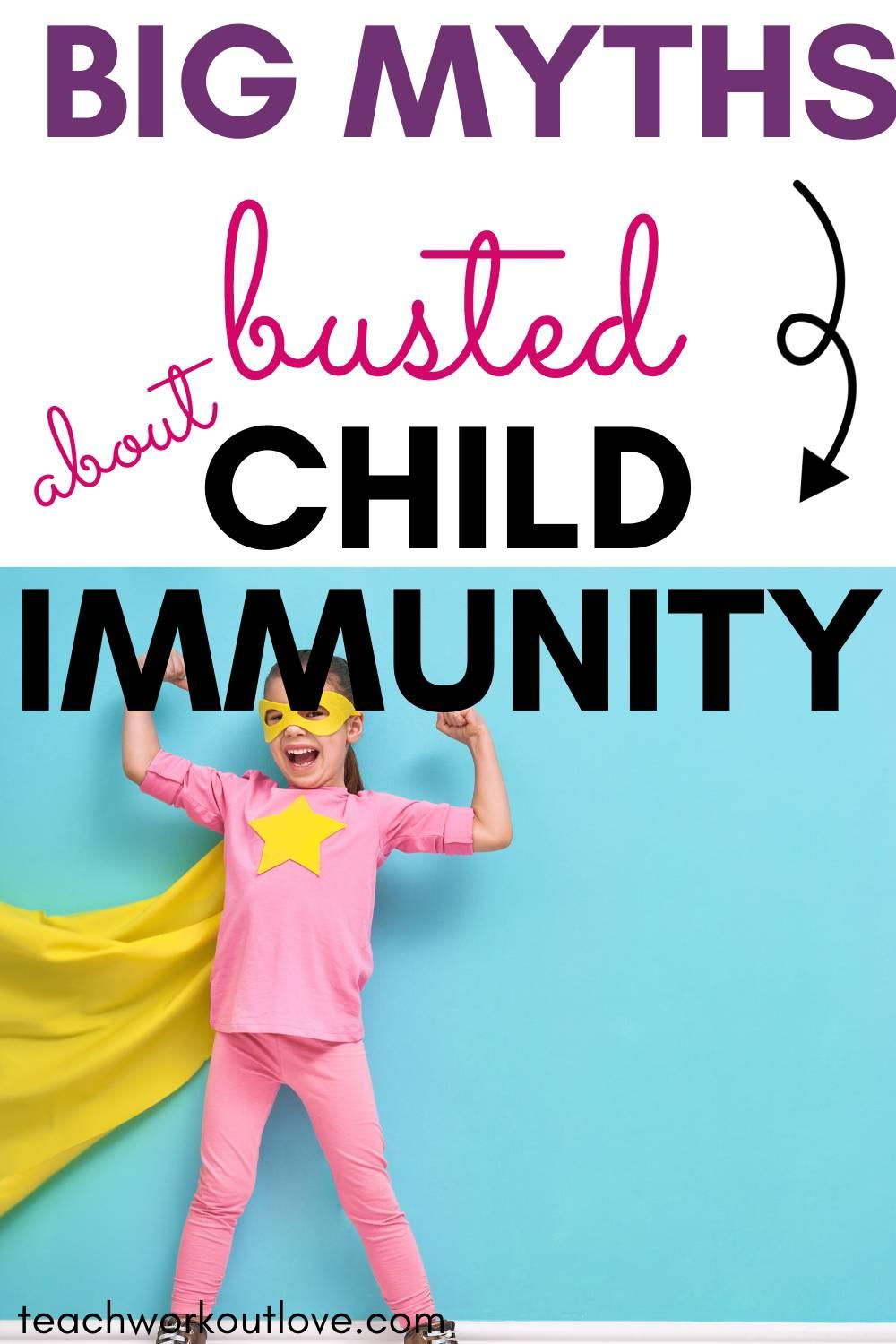 Understanding your child's immune system and what you can do to support it is a key part of keeping your little one healthy as he or she grows up. To arm yourself with some essential knowledge that you can rely on throughout your little one's childhood, take a look at these common child immunity myths and facts.