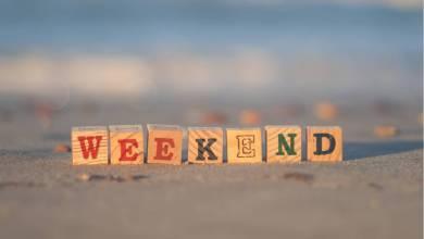 5 Weekend Ideas For Relaxing & Destressing