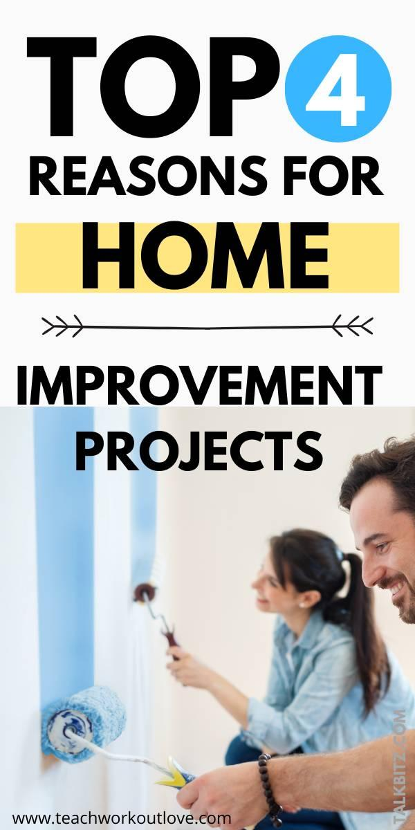 The main benefit of renovations for your house is to make it more comfortable and welcoming place. Is it time for a renovation?