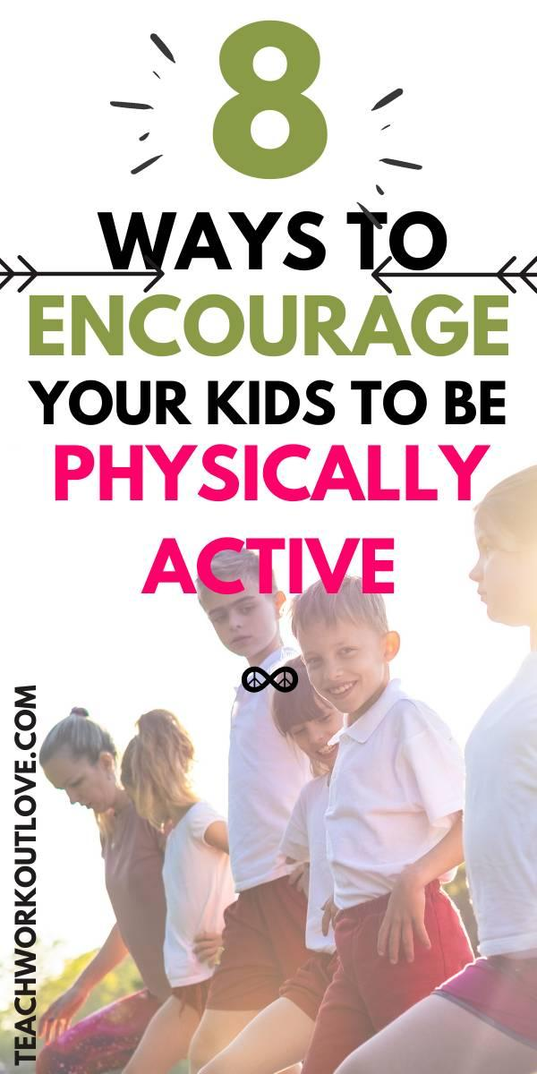 Did you know that only one out of every four kids ends up getting the recommended amount of being physically active? Participation in activities drop as your child ages, so you have to make sure that it is a part of their lives growing up. This will encourage them to carry on with it, and it will also encourage them to enjoy it more too. If you want to find out more, then simply look below.